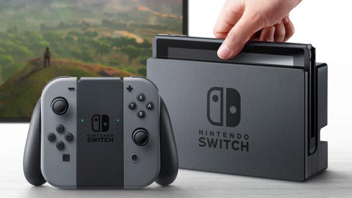 Nintendo Switch saldrá a la venta el 3 de marzo a 299.99 dólares