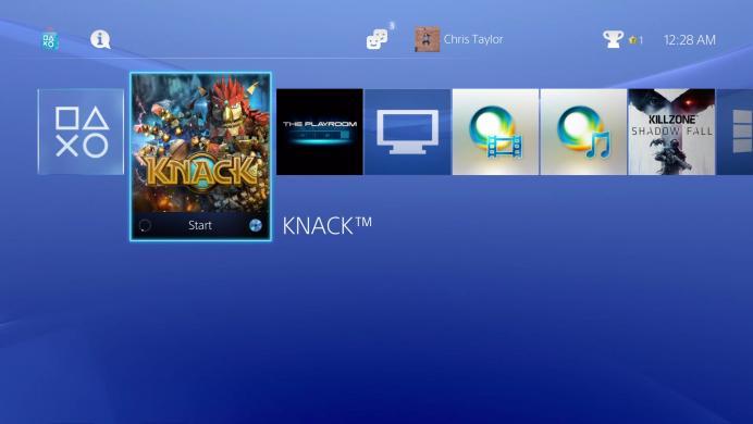 Se acerca una gran actualización para PS4