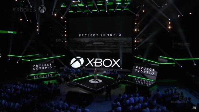 Microsoft no sabe si mostrará Xbox Scorpio en su conferencia del E3 2017