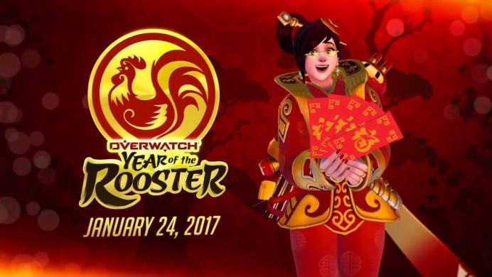 Overwatch celebra el Año del Gallo con un nuevo evento de temporada
