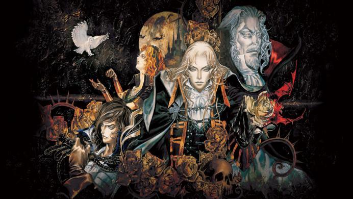 Netflix anuncia serie animada de Castlevania