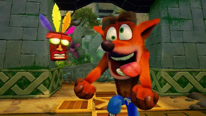 La remasterización de Crash Bandicoot saldrá el 30 de junio