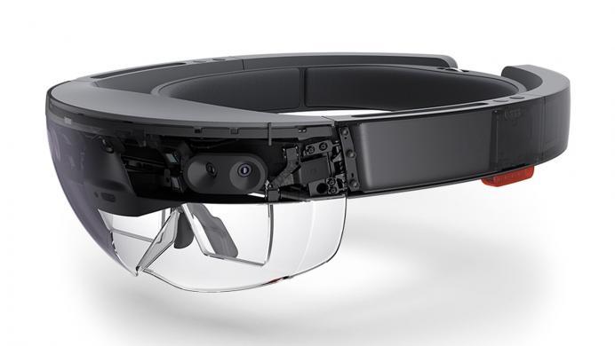 La versión comercial de HoloLens saldría al mercado en 2019