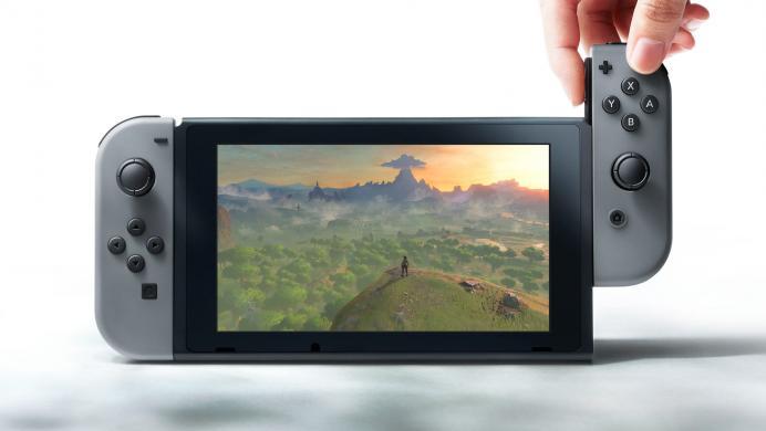 Nintendo Switch no permite compartir tarjetas MicroSD