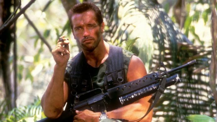Arnold Schwarzenegger le dice NO a la nueva película de Depredador