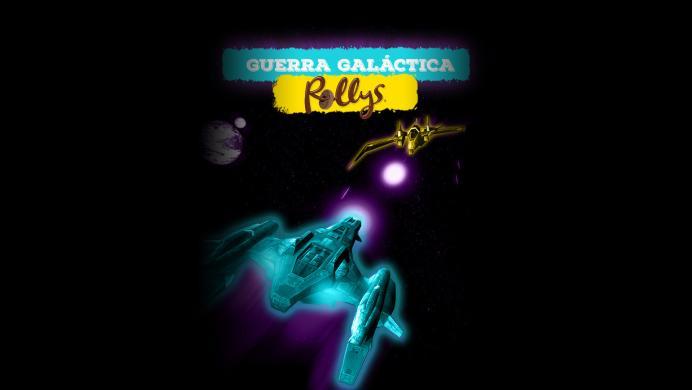 Mini Juego: Guerra galáctica Rollys
