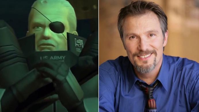 John Cygan, la voz de Solidus Snake en Metal Gear Solid 2, fallece a los 63 años