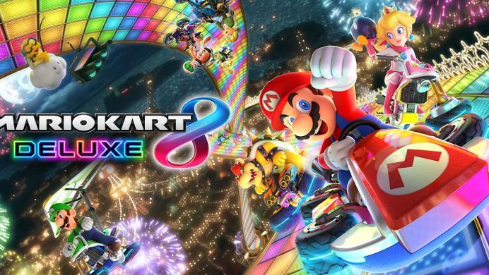 Mario Kart 8 Deluxe hace que la saga de carreras de Nintendo rompa récords en EE.UU.