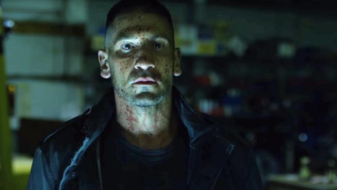 La serie de The Punisher se estrenaría en noviembre