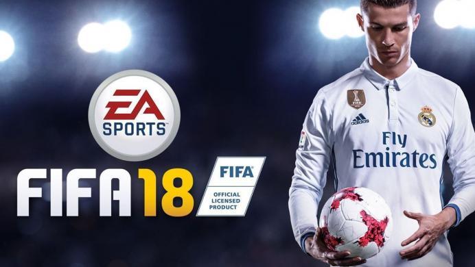Cristiano Ronaldo es la nueva imagen de FIFA 18