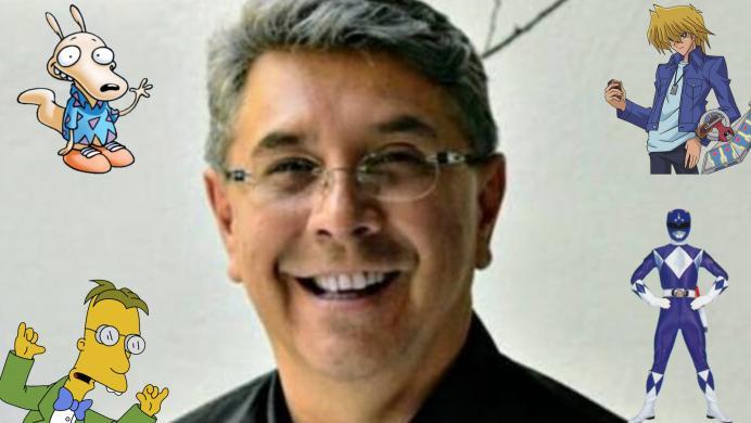 Muere a los 56 años Carlos Iñigo, la voz de Rocko y el profesor Frink
