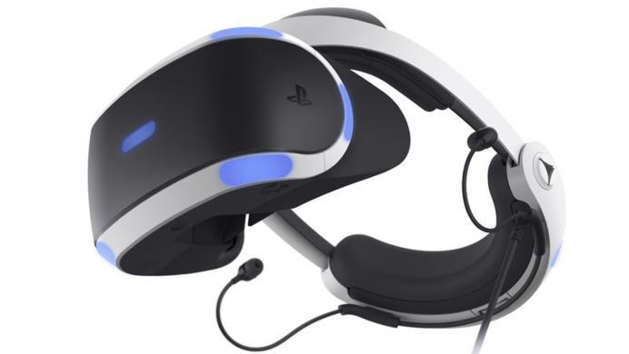 PlayStation VR alista un nuevo modelo