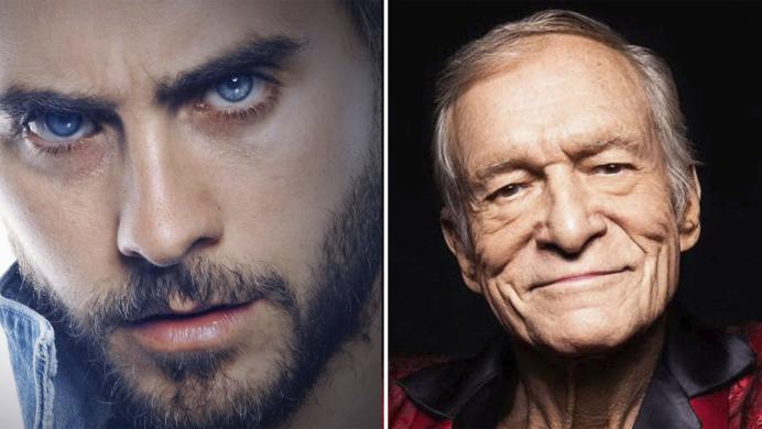 Jared Leto le dará vida a Hugh Hefner, creador de Playboy, en una película biográfica