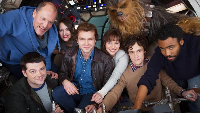 Ron Howard parece que por fin logró reconducir en el spin-off de Han Solo
