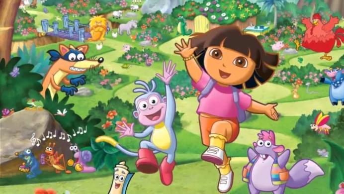 No es broma: Michael Bay será el productor de la película 'live action' de Dora la Exploradora