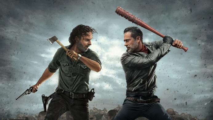 La serie de The Walking Dead se aleja del cómic tras sus últimos acontecimientos