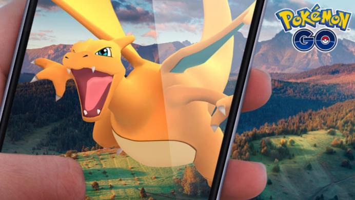 Si todavía juegas Pokémon Go en iPhone, ahora puedes disfrutar de una nueva función