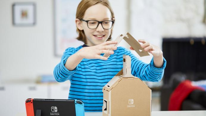 Confunden Nintendo Labo con basura y casi termina en una caneca