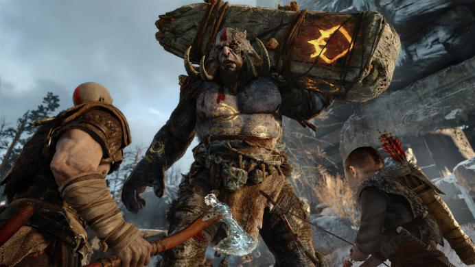 ¿Hubo downgrade en God of War?