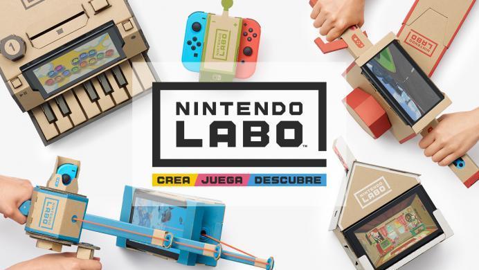 A los japoneses les interesa más Nintendo Labo que God of War