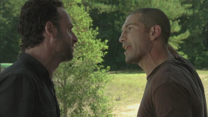 Shane volverá en la novena temporada de The Walking Dead