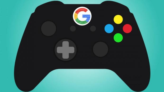 Google desvelará un proyecto de videojuegos en marzo