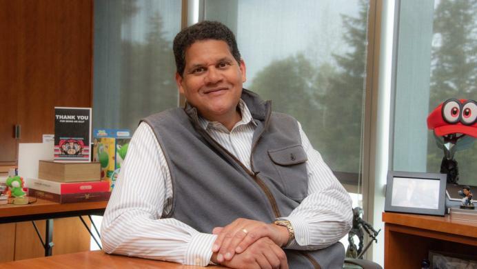 El fin de una era: Reggie Fils-Aimé dejó de ser el presidente de Nintendo América
