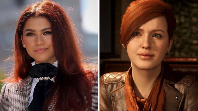 La actriz que hace de MJ en Spiderman Far From Home se tiñe el pelo de rojo, pero no la veremos así en el cine
