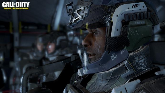 Infinite Warfare es la nueva apuesta de Activision con Call of Duty