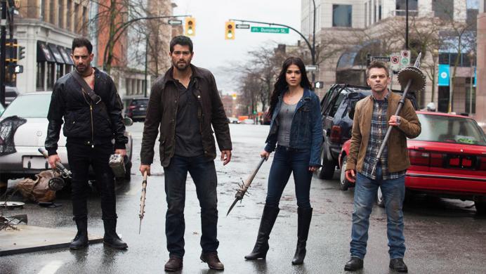 Todo listo para el estreno de la película 'live-action' Dead Rising: Endgame