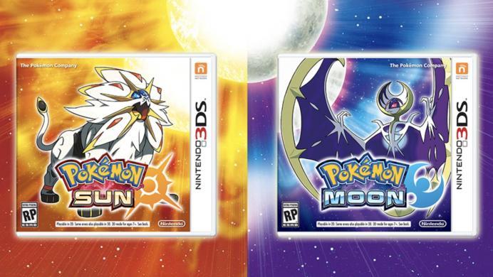 Descubre las habilidades de los Pokémon legendarios de Sun & Moon