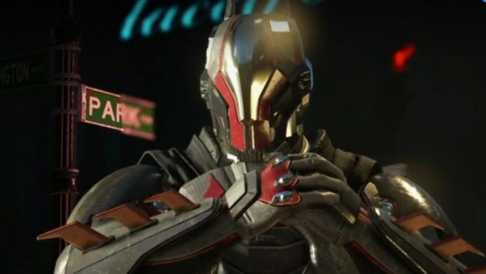 Mira el primer tráiler con gameplay de Injustice 2 (E3 2016)