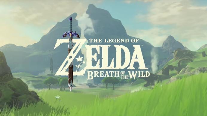 The Legend of Zelda: Breath of the Wild se exhibe en un nuevo tráiler (E3 2016)