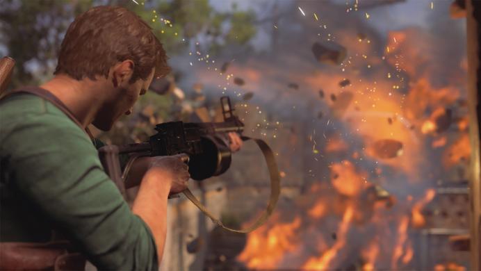 El parche 1.08 de Uncharted 4 le apuesta al multijugador
