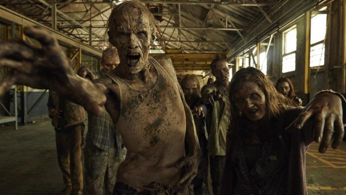 Así es la nueva atracción permanente de The Walking Dead en Universal Studios
