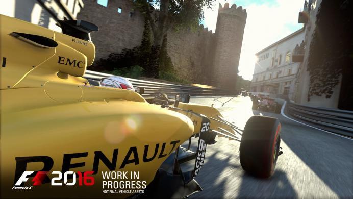 Conoce más de F1 2016 con este nuevo tráiler