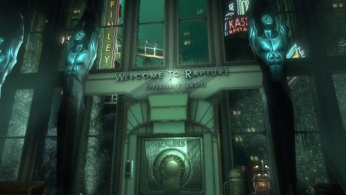 Un vistazo a Rapture en el nuevo tráiler de Bioshock: The Collection