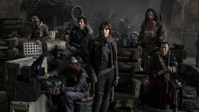 Más de Rogue One: A Star Wars Story en un nuevo tráiler