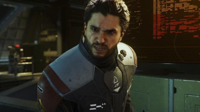 'Jon Snow' es el villano en el modo historia de Call of Duty: Infinite Warfare