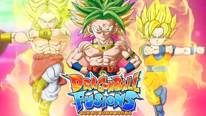 Dragon Ball Fusions se lanzará en América el 13 de diciembre