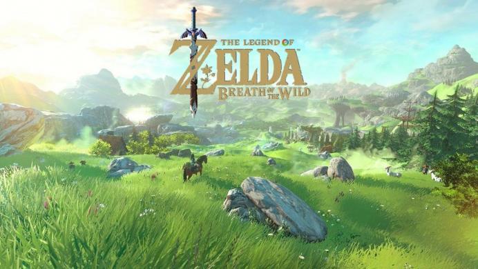 The Legend of Zelda: Breath of the Wild también estuvo presente en The Game Awards