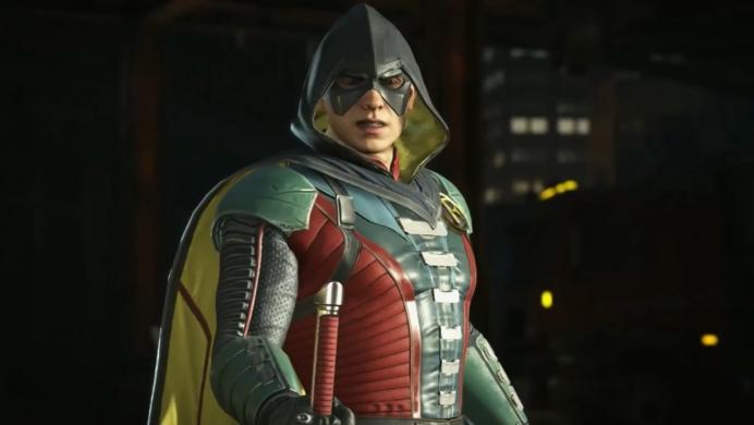 Así pelea Robin en Injustice 2