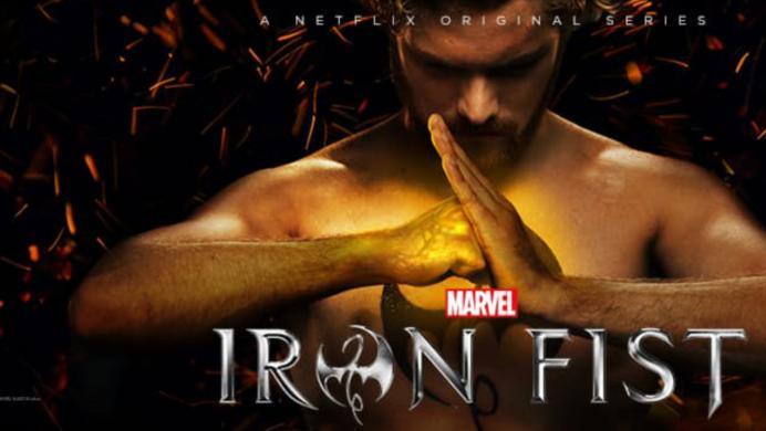 Mira el tráiler de Iron Fist, el defensor final