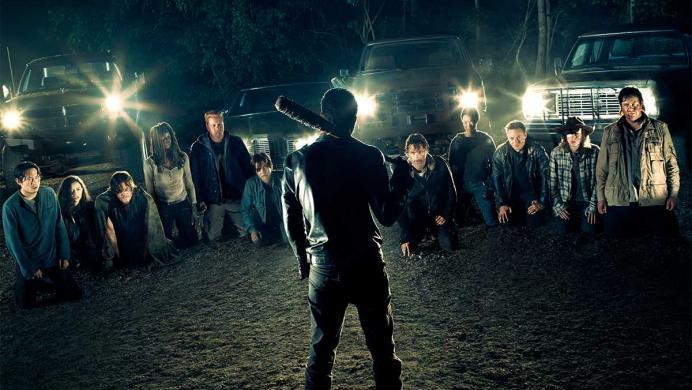Todo listo para el regreso de The Walking Dead
