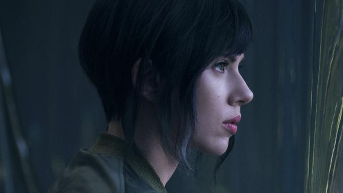 Más de Scarlett Johansson en el segundo tráiler de Ghost in the Shell