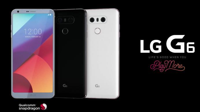 LG sube la apuesta de los smartphones gama alta y presenta el LG G6