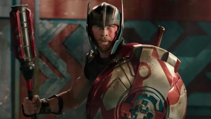 No te pierdas el primer adelanto de Thor Ragnarok