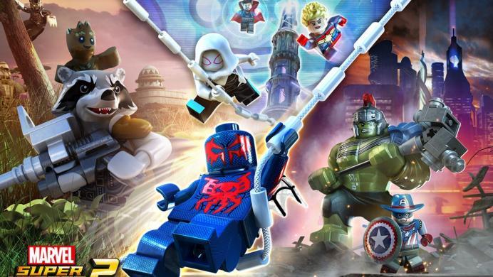LEGO Marvel Super Heroes 2 tendrá a Los Guardianes de la Galaxia
