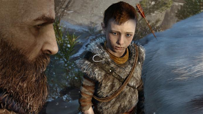 God of War exhibe todo su poderío en un nuevo gameplay