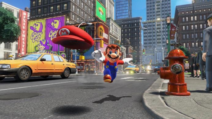 No te pierdas el nuevo adelanto de Super Mario Odyssey para Nintendo Switch